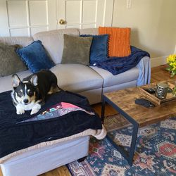 Wide Reclining Sofa & Chaise for Sale in San Francisco,  CA