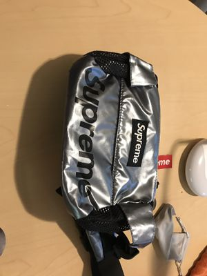 Silver sling waist bag for Sale in Round Rock, TX