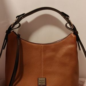 Dooney & Bourke Leather Hobo Bag for Sale in Haines City, FL