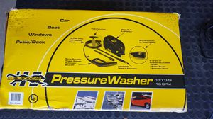Electric pressure washer for Sale in New Lenox, IL