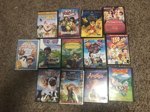 Kids movies for Sale in Montgomery, IL