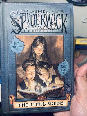 Spiderwick Books Set of 3 for Sale in La Puente, CA