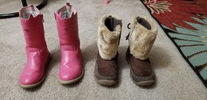 Toddler girl's boots for Sale in Dunwoody, GA
