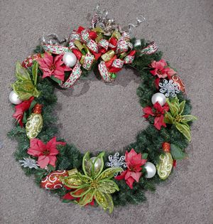 New Large Wreath for Sale in Burlington, NC
