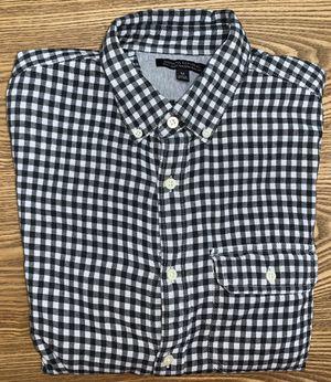 Banana Republic Men's Plaid Button Down Dress Shirt Medium for Sale in Grand Rapids, MI