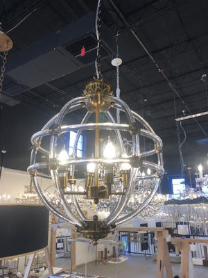 New pendant light kitchen island foyer etc for Sale in Tampa, FL