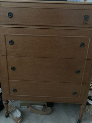 Antique dressers $250 for both. Pick up only. for Sale in Plymouth, MA