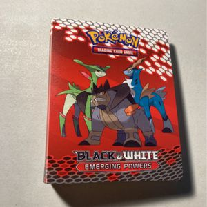Black And White: Emerging Powers Mini Collector's Album for Sale in Romeoville, IL