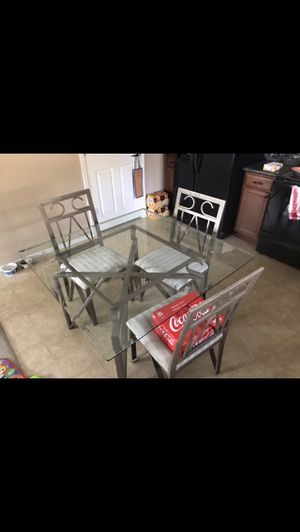 Glass Table for Sale in Tucson, AZ