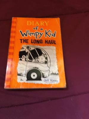 Diary of a Wimpy Kid THE LONG HAUL for Sale in Mascoutah, IL
