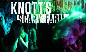 Knott's Scary Farm Tickets ● No Blackout Dates ● Only 2 Tickets Available for Sale in Brea, CA