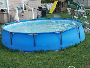 "Swimming pool 12'x30"" for Sale in Bridgeville, PA"