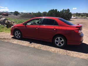 2012 Toyota Corolla for Sale in Show Low, AZ
