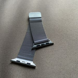Apple Watch Band, Stainless Steel Mesh, 44mm for Sale in Falls Church, VA