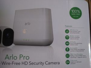 Arlo Pro HD 100% Wireless Smart Security Hub And Camera for Sale in Springerville, AZ