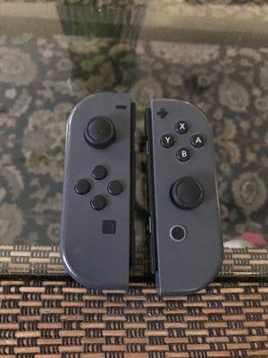 Gray joy cons Nintendo switch for Sale in Santa Ana, CA