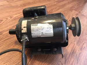 Craftsman table saw motor vintage for Sale in Germantown, MD