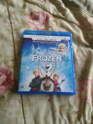 Disney's Frozen Blu-ray for Sale in Montgomery, AL