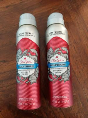 Old Spice deodorant spray for Sale in Palmdale, CA