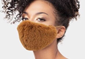 Brown Fur mask for Sale in Baltimore, MD