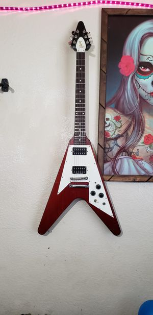 Gibson flying v for Sale in Escalon, CA