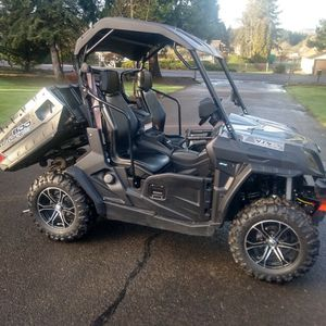 2017 cfmoto uforce 800 for Sale in Damascus, OR