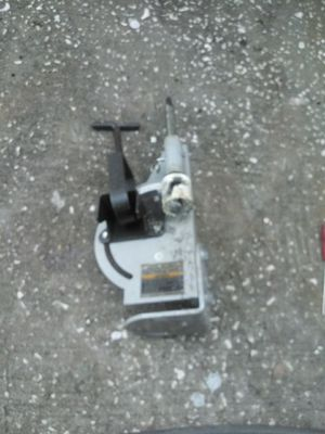 CENTRAL MACHINERY PIPE TUBING NOTCHER for Sale in Tampa, FL