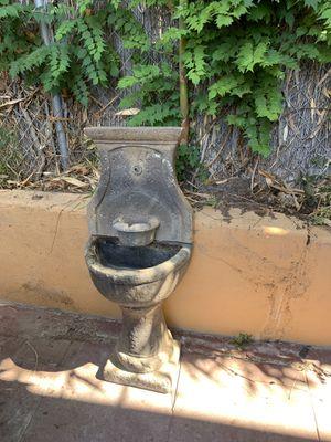 Fountain for Sale in El Cajon, CA