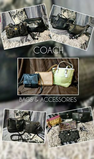 Coach bags and Accessories Buy 1 or Buy ALL for one low price for Sale in Clackamas, OR