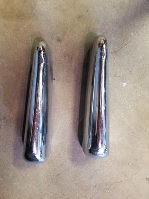 Classic vintage chrome bumper guards. for Sale in Woodland Hills, CA