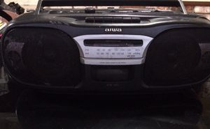 Vintage AIWA CS-11OU Boombox for Sale in San Leandro, CA