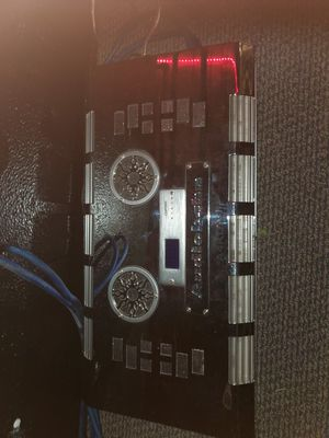 Audiobon 4Kdn... 4000-watt amplifier 1 ohm for Sale in Pittsburgh, PA