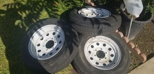 Trailer rims for Sale in Compton, CA