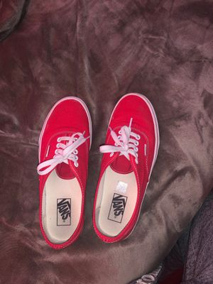 Red vans for Sale in Riverbank, CA