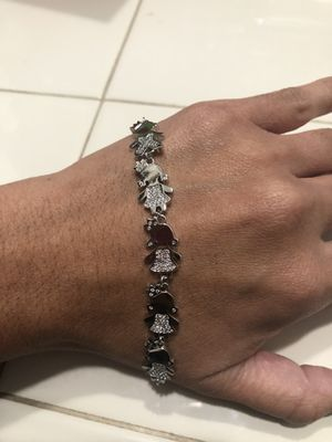 Bracelet with 5 charms for Sale in Lake Elsinore, CA