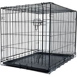 Large foldable dog crate for Sale in Lavon, TX