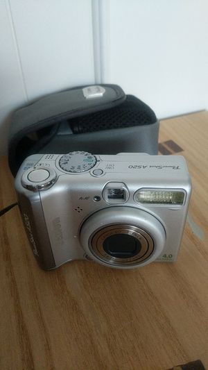 Canon PowerShot A520 digital camera for Sale in Chicago, IL