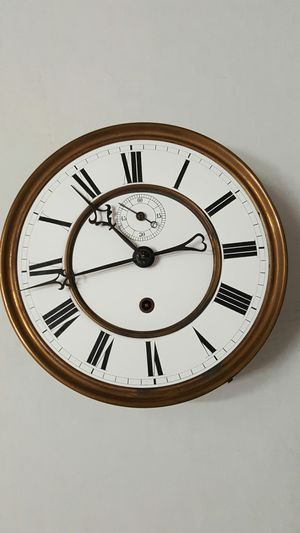 Antique Vienna regulator time only clock movement for Sale in Las Vegas, NV