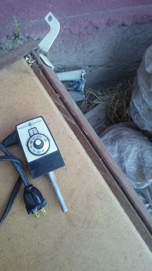 General Electric Thermostat Control (Antique) for Sale in Turlock, CA