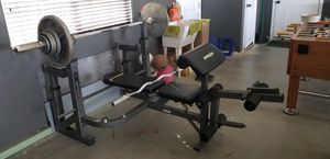Olympic bench for Sale in Phelan, CA