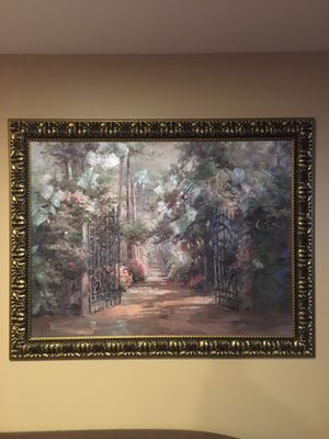 Framed painting for Sale in Alsip, IL