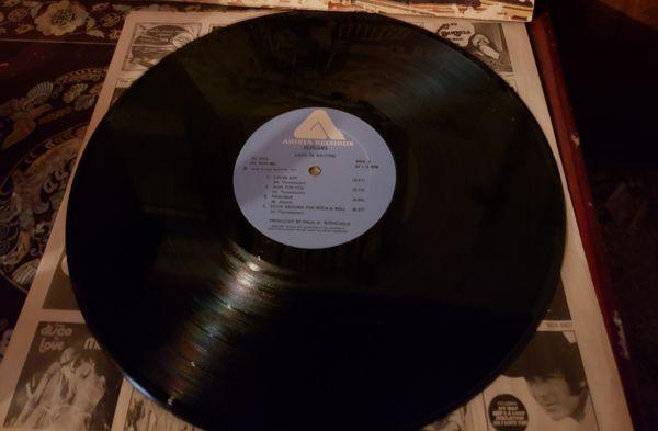 Outlaws Vinyl Record