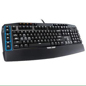 Logitech 710 plus gaming keyboard for Sale in Woden, IA