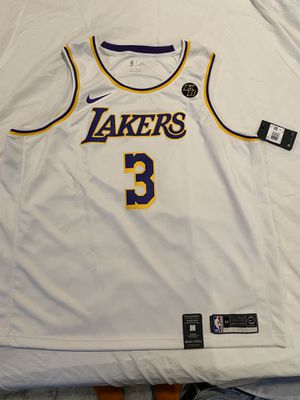 Lakers AD jersey Kobe patch for Sale in Pico Rivera, CA