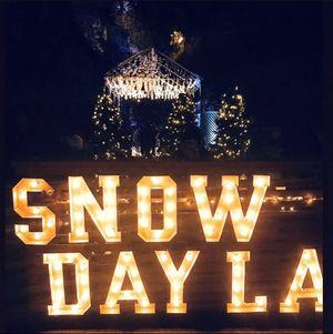 Snow day la tickets for Sale in Los Angeles, CA