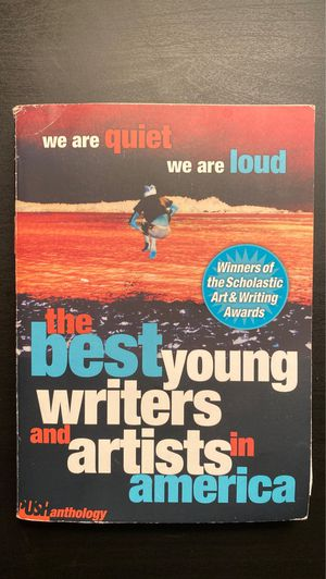 The best young writers and artists in America for Sale in Bethesda, MD
