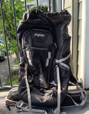 Jansport 60L Hiking/Camping/Backpacking Backpack for Sale in Portland, OR