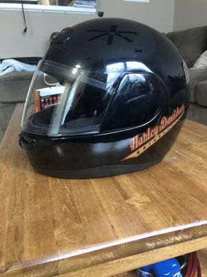Harley Davidson Motorcycle Helmet for Sale in Manassas, VA
