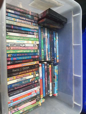 FREE DVDS for Sale in Montclair, CA