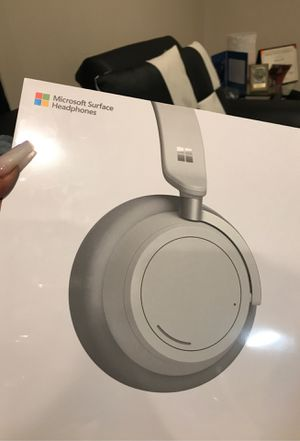Microsoft surface headphones for Sale in Washington, DC